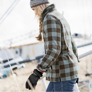 Duluth Trading Co S Flapjack Flannel Shirt Jacket